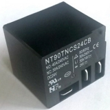 NT90T-NCS-DC24V CB 0.9 Реле 40A, 1С, катушка 24VDC, материал контактов AgCdO, корпус закрытй (аналоги WJ116-24VDC-1С, HLS-T91-24VDC, ) Forward Relay
