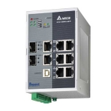 DVS-108W02-2SFP Упр. коммутатор Ethernet,  6 портов FE + 2 порта Combo GbE/SFP, 2DI/2DO, -40...+75 С